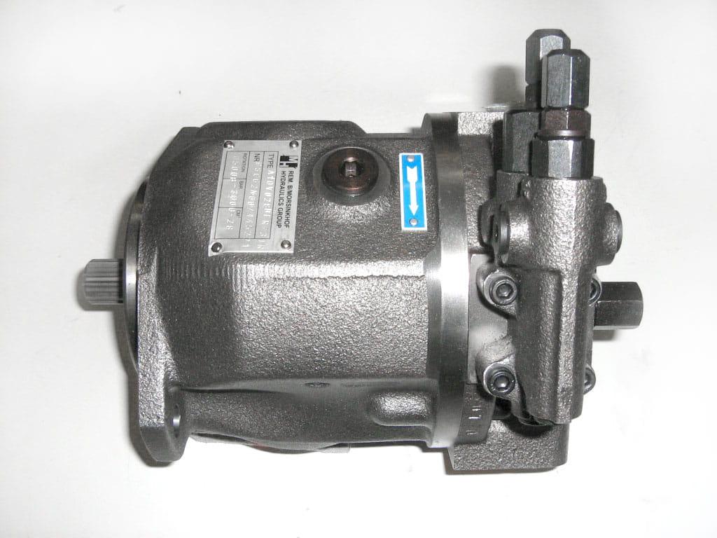 Genialny Pompa hydrauliczna tłoczkowa A10VO45DFR1/31R-PSC62N00 A10V045DFR1 QC14
